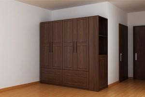 Tủ áo gỗ óc chó X502b